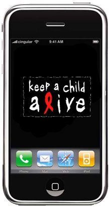 iPhone solidario