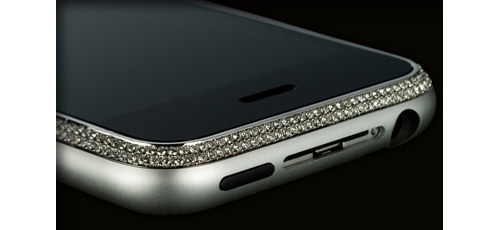 iPhone diamantes
